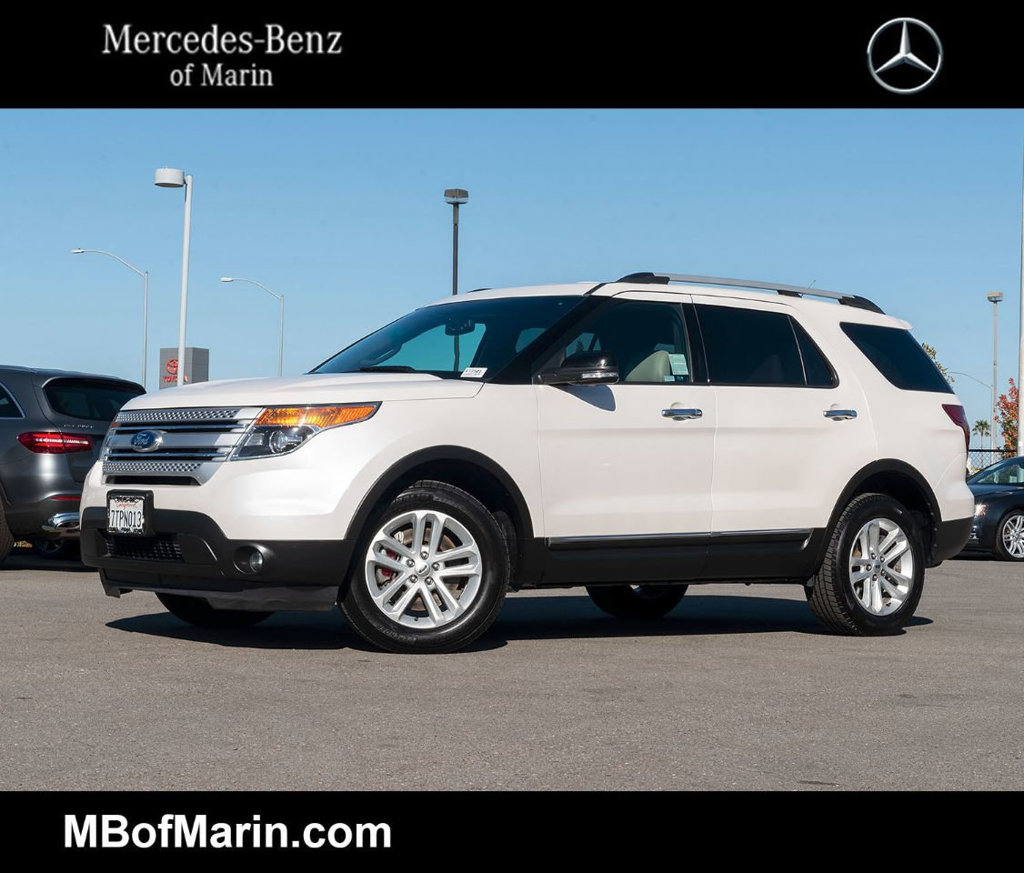 Pre-Owned 2015 Ford Explorer 2015 Ford Explorer XLT