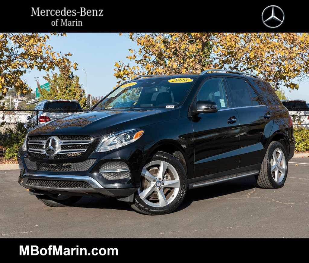 Certified Pre-Owned 2016 Mercedes-Benz GLE GLE 350 SUV In