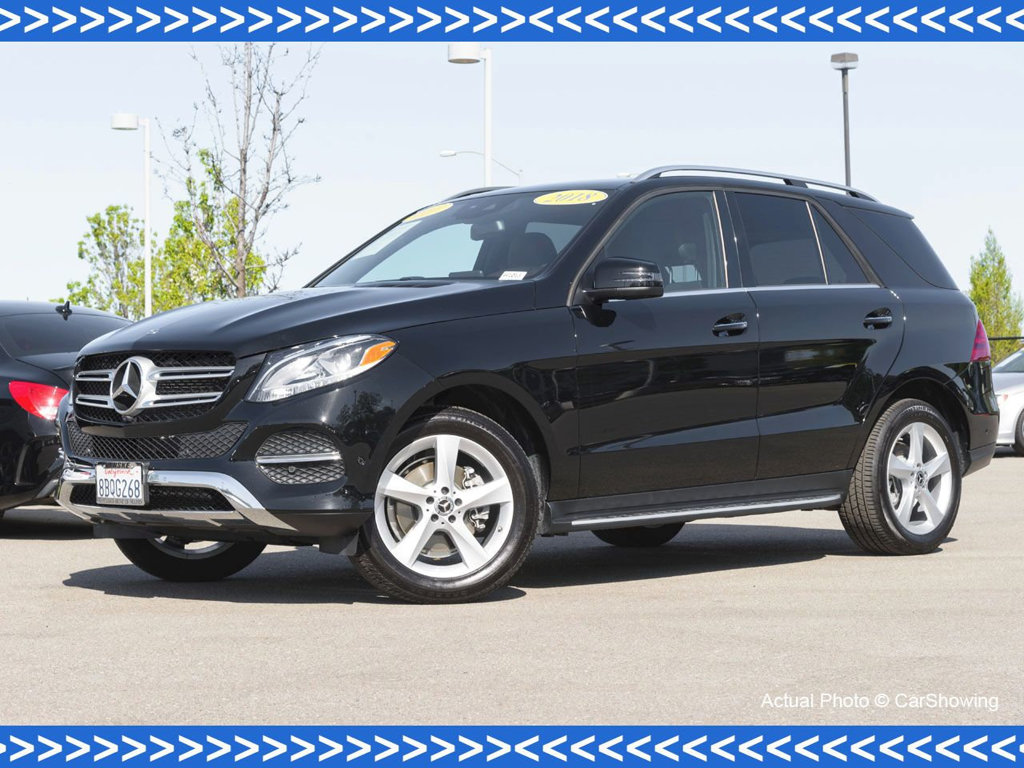Certified pre owned 2018 mercedes benz gle certified 2018 for Mercedes benz cpo special offers