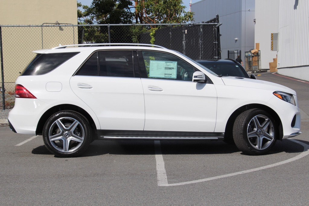 New 2017 mercedes benz gle gle 350 suv in san rafael for Mercedes benz of san rafael