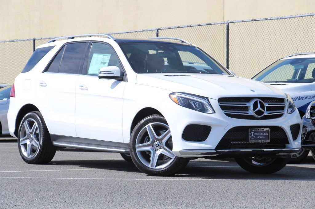 New 2017 mercedes benz gle gle 350 suv in san rafael for Mercedes benz under 30000