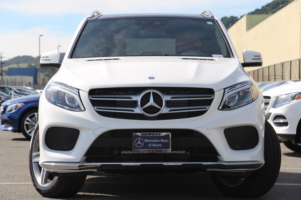 New 2017 mercedes benz gle gle 350 suv in san rafael for 2017 mercedes benz gle 250