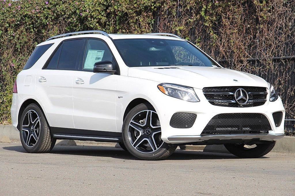 New 2018 Mercedes-Benz GLE AMG® GLE 43 4MATIC® SUV SUV in ...