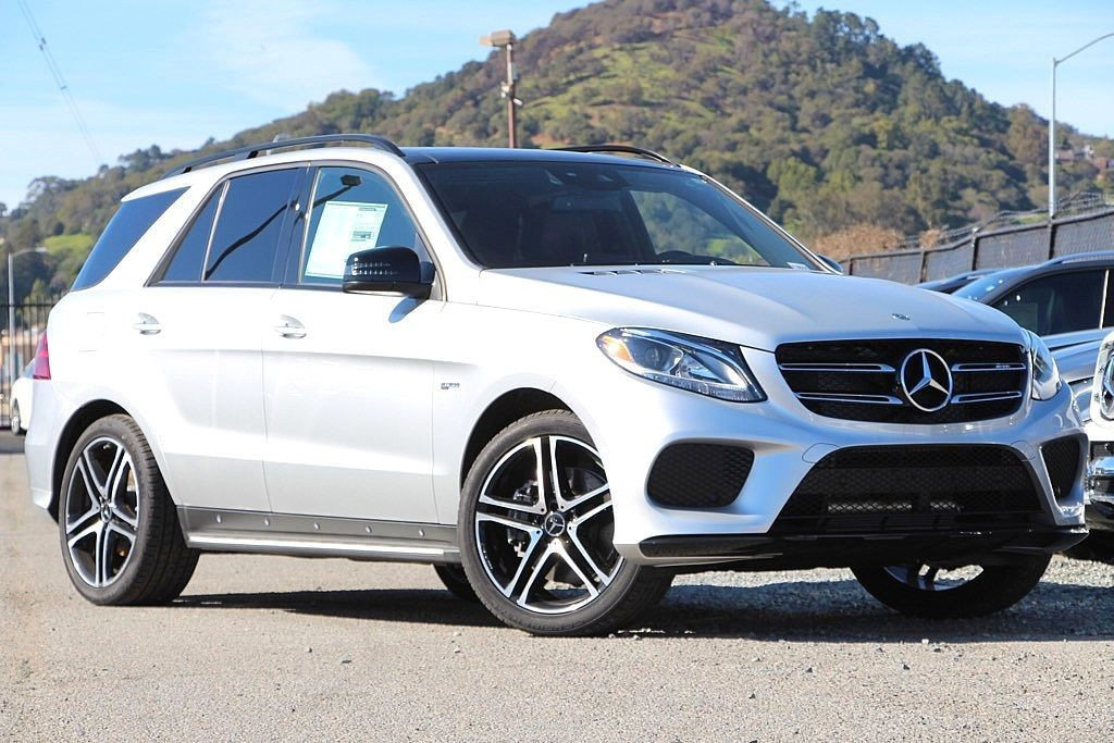 New 2019 Mercedes Benz Amg Gle 43 Suv Awd 4matic