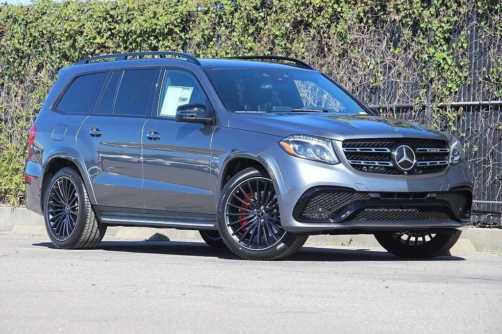 New 2018 mercedes benz gls amg gls 63 suv suv in san for Mercedes benz 7 seater suv
