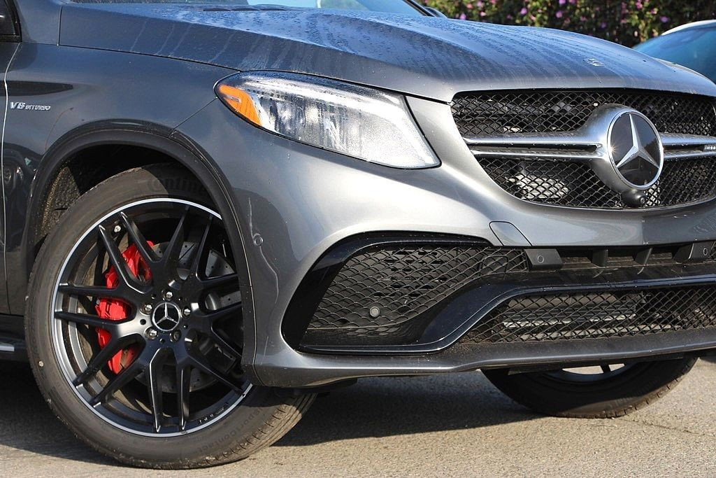 New 2019 Mercedes Benz Gle Amg Gle 63 S Coupe Coupe In San Rafael