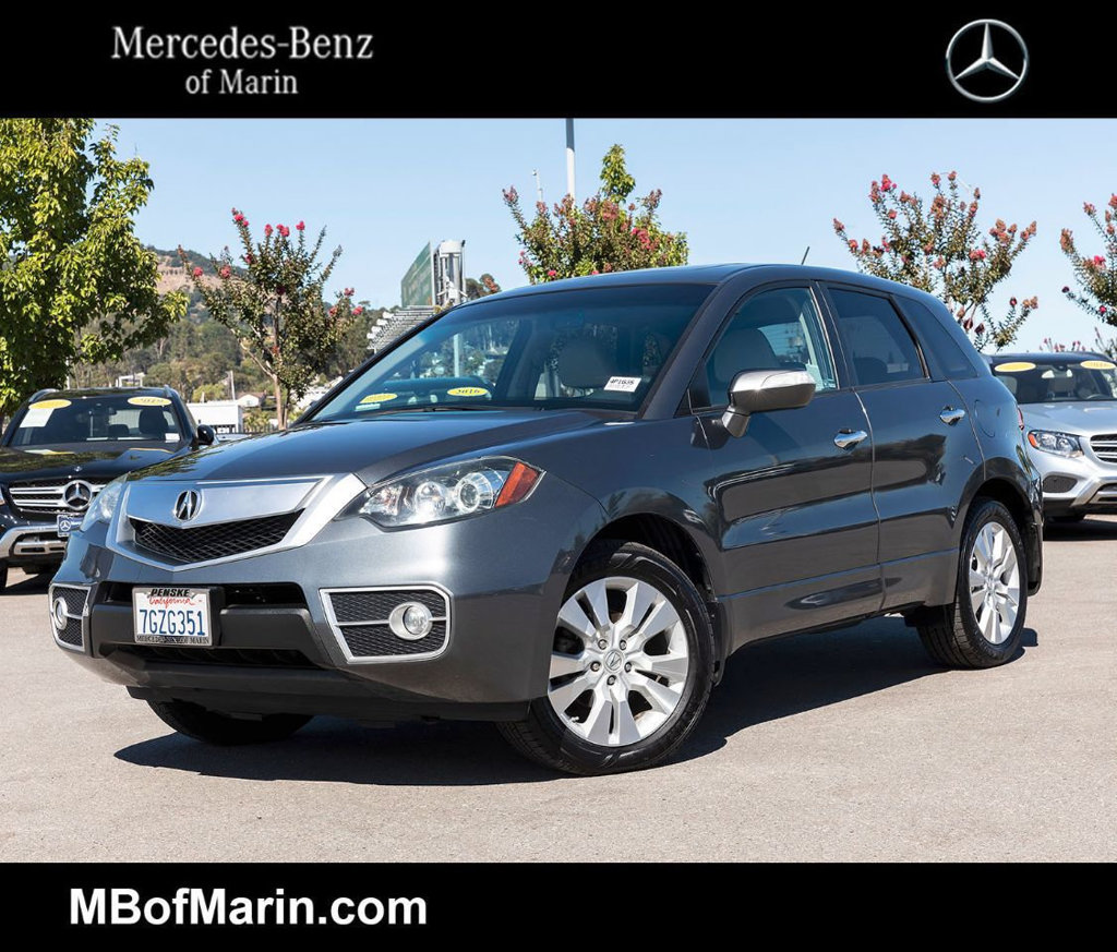 Pre-Owned 2011 Acura RDX AWD 4dr Tech Pkg