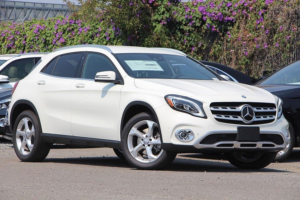 new 2018 mercedes benz gla gla 250 suv in san rafael 4180257 mercedes benz of marin. Black Bedroom Furniture Sets. Home Design Ideas