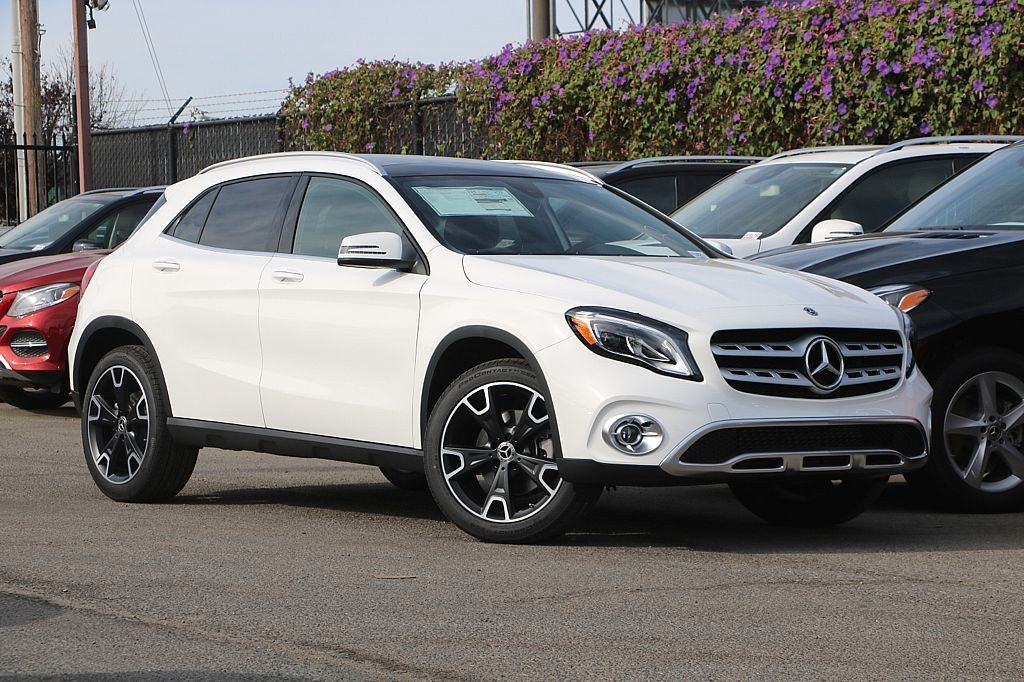 new 2019 mercedes-benz gla gla 250 suv in san rafael #4190211