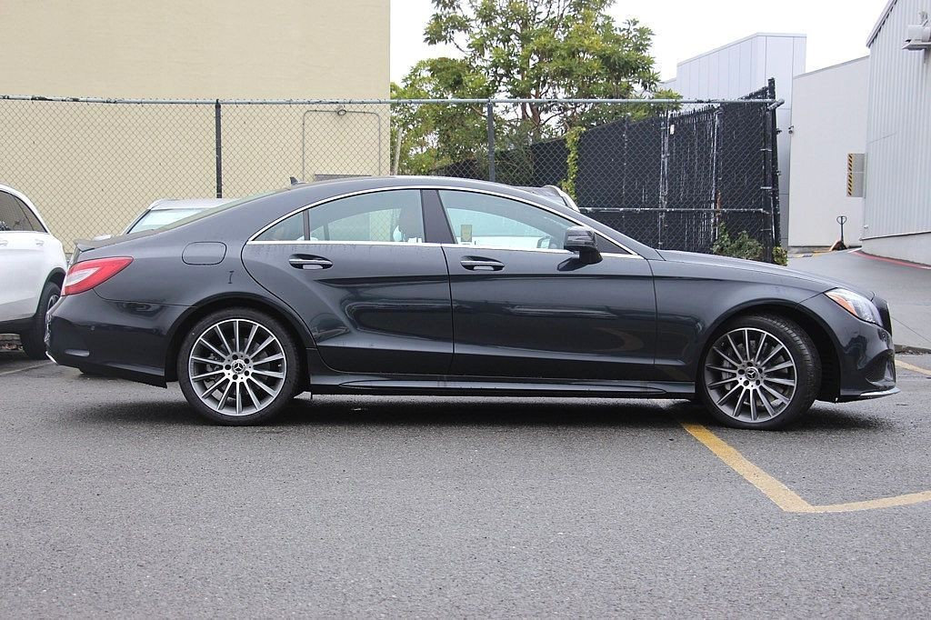 Charming New 2018 Mercedes Benz CLS CLS 550