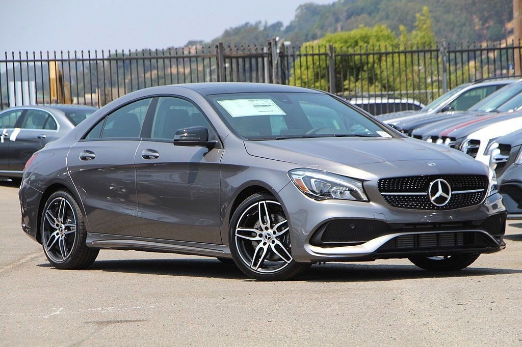 Mercedes Benz Cla >> Pre Owned 2018 Mercedes Benz Cla 250 Front Wheel Drive Coupe