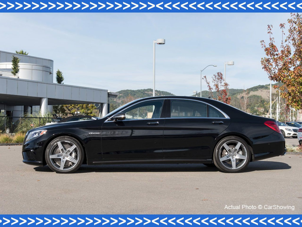 Pre owned 2017 mercedes benz s class s 63 sedan in san for Pre owned mercedes benz s class
