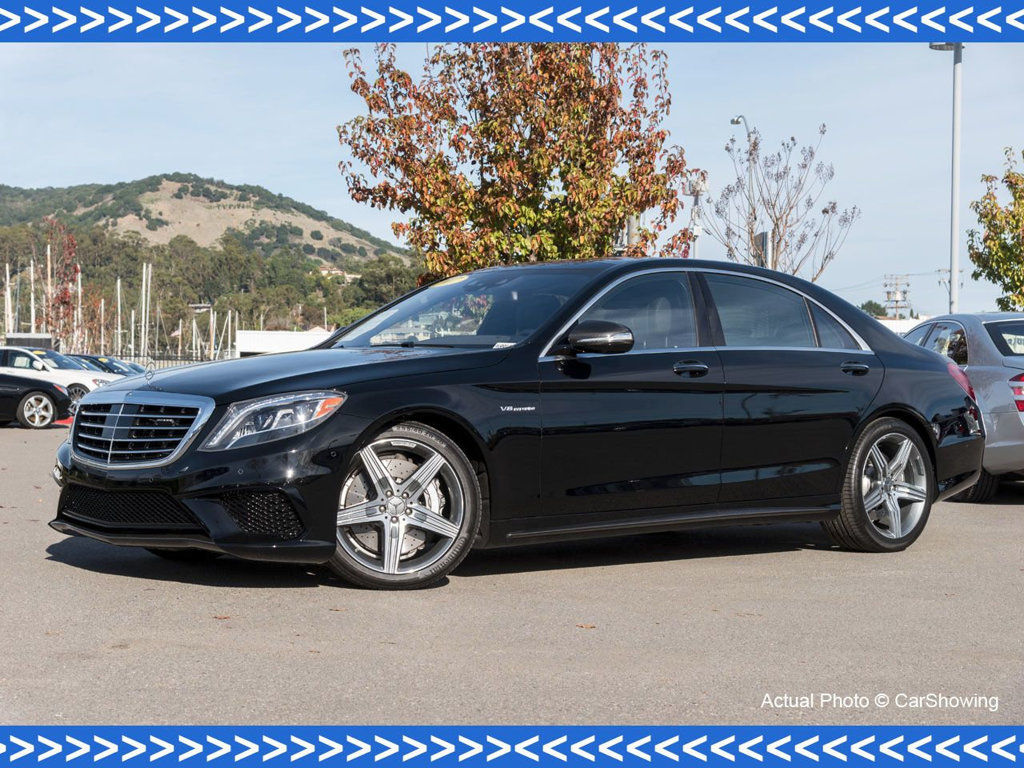Pre owned 2017 mercedes benz s class s 63 sedan in san for 2017 mercedes benz s550 lease