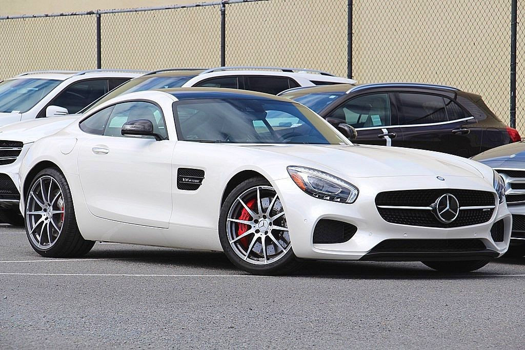 New 2017 mercedes benz gt gt s amg coupe in san rafael for 2017 mercedes benz amg gt msrp