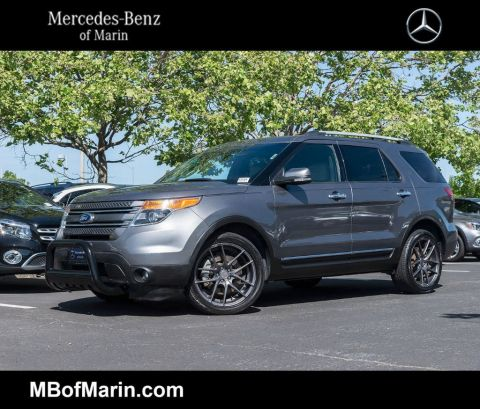 Pre-Owned 2014 Ford Explorer 2014 Ford Explorer Limited