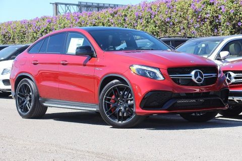 New 2018 Mercedes-Benz GLE AMG® GLE 63 S Coupe